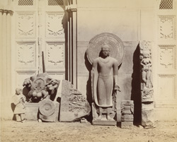 Miscellaneous sculptures from Mathura 1003845